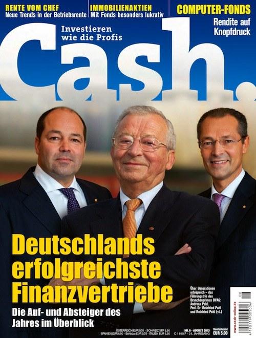 cash - Ausgabe August 2013