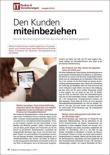 IT-Banken und Versicherungen, Ausgabe 03-2013