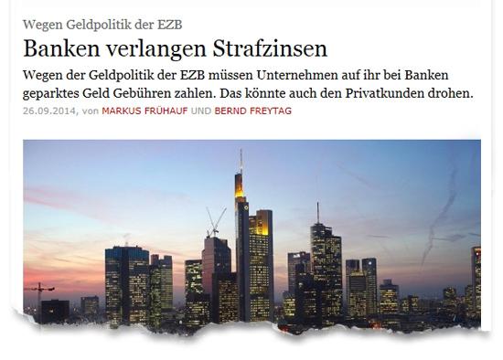 Zeitungsausriss_Banken