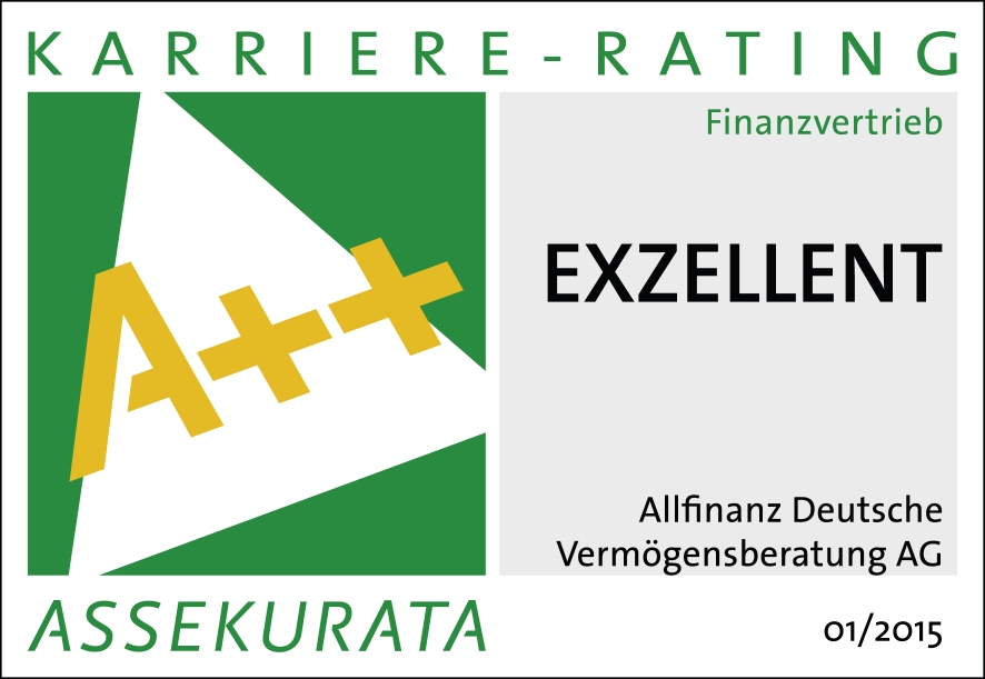 Karriere-Rating 2015 Allfinanz