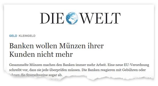 Zeitungsausriss_Welt