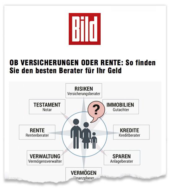 Zeitungsausriss_Bild_Versicherungen