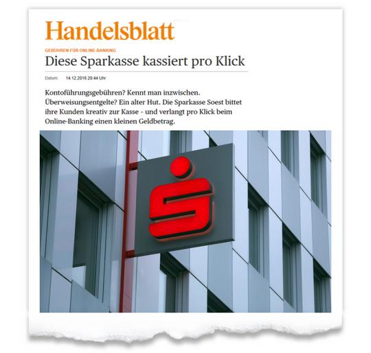 Handelsblatt 14.12.2016
